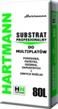 SUBSTRAT DO MULTIPLATOW Z HYDROFILEM 80 L Hartmann