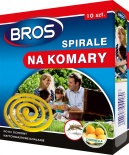 BROS SPIRALA NA KOMARY CITRO